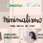 Curso MINIMALISMO como estilo de vida -Sábado 25 de mayo