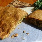 Empanada de Tofu Ahumado, Verduras y Algas